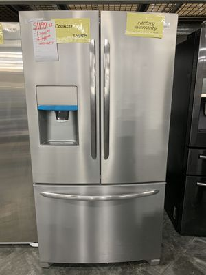 New Frigidaire refrigerator stainless for Sale in Walnut, CA
