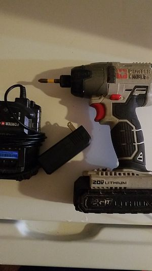 Porter cable lithium drill for Sale in Kingsport, TN
