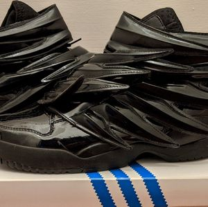 Adidas x Jeremy Scott Wings 3.0 Black for Sale in Queens, NY
