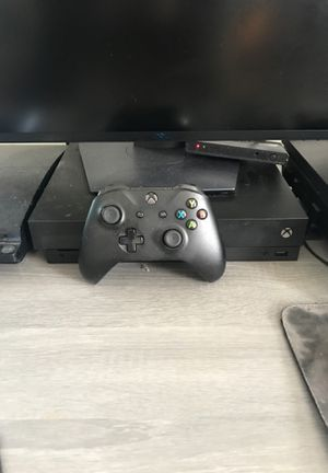 Xbox one x for Sale in Peekskill, NY