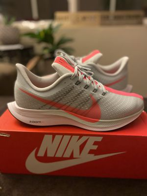 "Nike Zoom Pegasus 35 Turbo ""Hot Punch"" size 11 women or size 9.5 men for Sale in Charleston, SC"