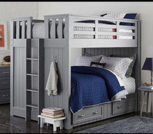 Bunk bed by pottery barn for Sale in Fort Lauderdale, FL