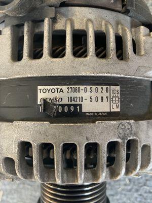 Toyota Tundra alternator 2018 for Sale in Riverside, CA