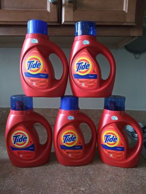 Tide 40oz...$4 each or 5/$19 for Sale in Winter Haven, FL