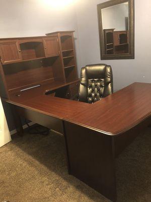 Large office desk for Sale in Tavares, FL