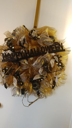 Halloween Wreath for Sale in Knoxville, TN