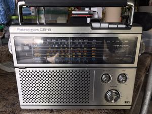 Vintage Patrolman CB-8 Radio for Sale in Ocala, FL