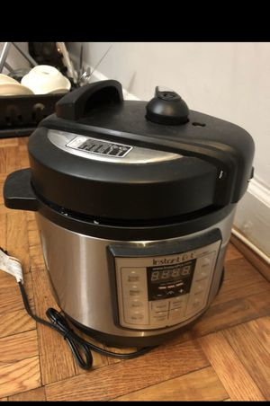Instant pot for Sale in Daniels, MD
