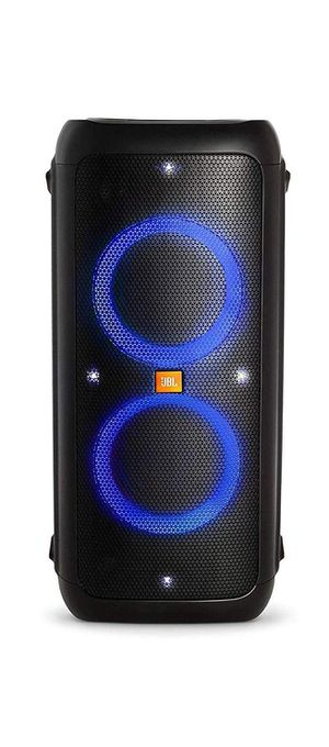 JBL party box 350. Bluetooth Speaker. Rechargeable battery. 18 hours. Karaoke Funtion. USB connection. Power Bank. Brand new in the box. for Sale in Miami, FL