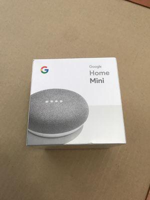 Google mini, Chalk, $15 for Sale in Arlington, VA
