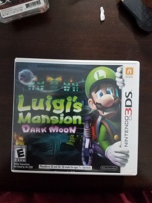 Luigi's Mansion Dark Moon for Sale in Miramar, FL