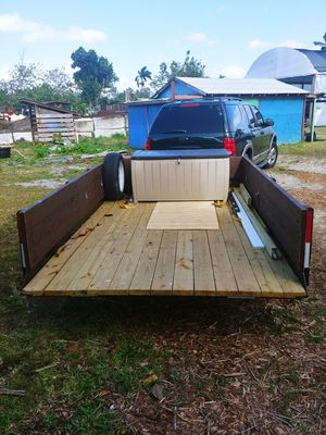 Utility Trailer 1200 or good offer for Sale in Miami, FL