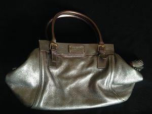 Kate Spade silver satchel for Sale in Washington, DC
