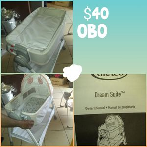 Graco baby bed for Sale in Bakersfield, CA