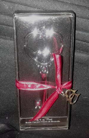 Key to my heart bottle opener for Sale in Lake Villa, IL
