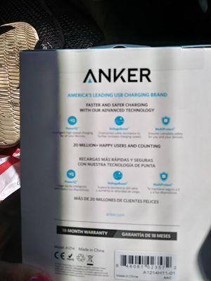 Anker Power cord 10400 for Sale in Joplin, MO