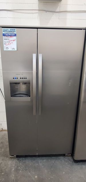 Stainless Steel Electrolux Refrigerator for Sale in Meadows, CO