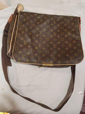 Authentic Louis Vuitton messenger bag for Sale in Huntington Beach, CA