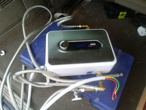 EEmax tankless water heater booster for Sale in Lake Norman of Catawba, NC