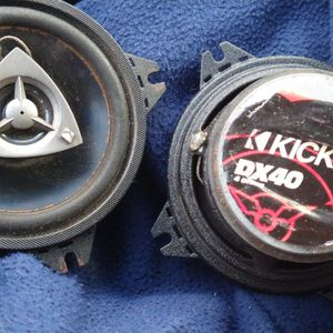 KICKER Sx40 COAXIAL EXCELLENT CONDITION for Sale in Livingston, CA