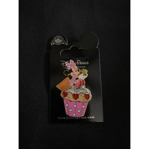 Disnsy Minnie Mouse Cupcake Pin for Sale in Baldwin Park, CA
