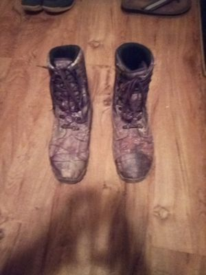 Hicking/ work boots for Sale in Abilene, TX