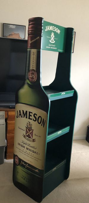 Jameson Liquor Display 6FT Tall for Sale in Lexington, SC