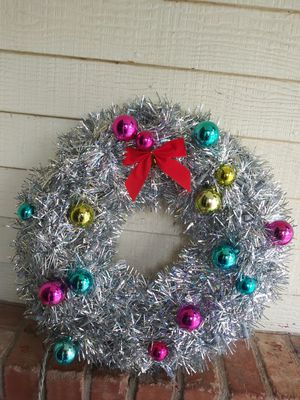 Silver Wreath for Sale in Chandler, AZ