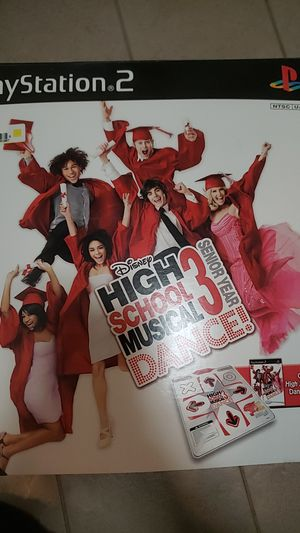 High school musical 3 Game and Pad! for Sale in Fort Worth, TX