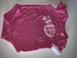 Buffalo bills nfl onesie 12m pink for Sale in Killeen, TX