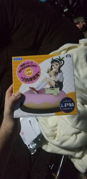 Monogatari Series mayoi hachikuji premium figure display toy donut anime for Sale in Las Vegas, NV