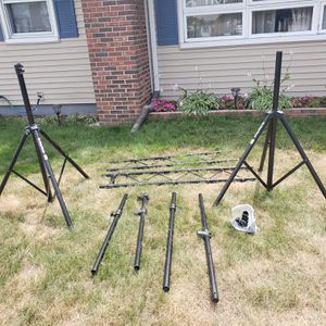 On stage stands LS7730 DJ trellis for Sale in Springfield, MA