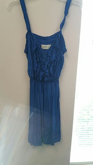 Blue ABERCROMBIE Girls Dress Size L for Sale in MONTGOMRY VLG, MD
