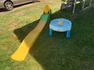 Step 2 Roller Coaster and Water Table for Sale in Issaquah, WA
