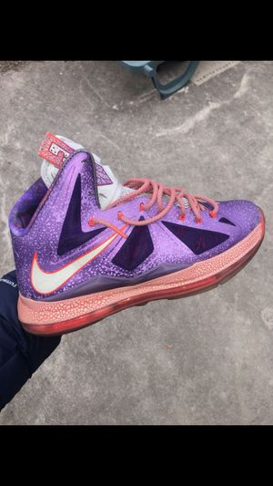 "Lebron 10 ""Area 72"" Size 12 for Sale in Oxon Hill, MD"