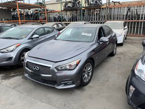 2014 Infiniti Q50 Parting out. Parts 6085 for Sale in Los Angeles, CA