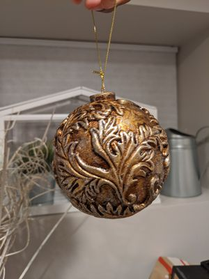 Beautiful Large Christmas Ornament Vintage for Sale in Hicksville, NY