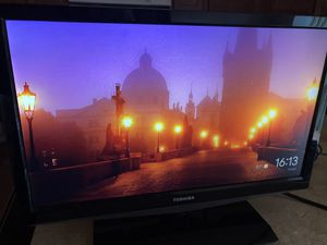 Toshiba 19L4200U LED TV for Sale in Aurora, CO