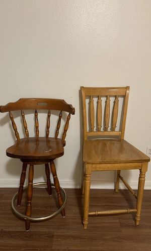 Wooden Chairs for Sale in DW GDNS, TX