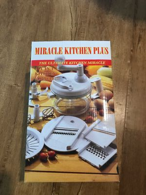 Miracle Kitchen Plus(Buy 2 Get Free Shipping) for Sale in Modesto, CA