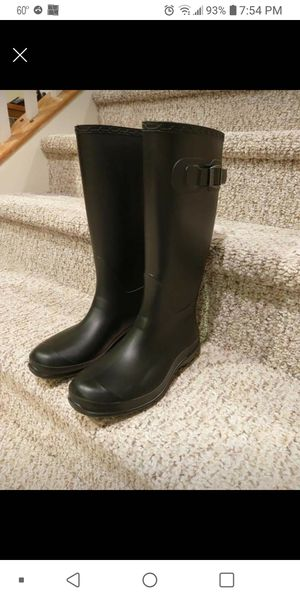 New 8 Women's KAMIK Rain Boot (Retail $60) WATERPROOF RUBBER BOOT WIDE SHAFT for Sale in Woodbridge, VA