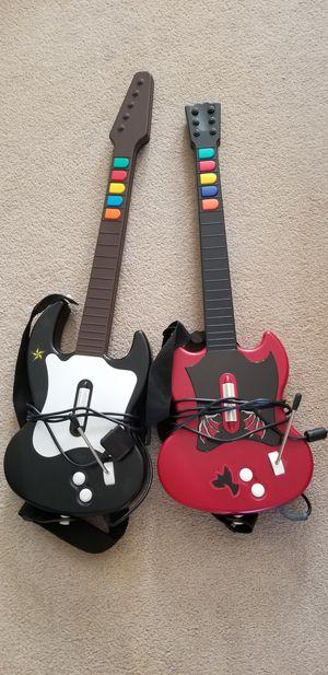 PS2 Guitar Hero Guitars for Sale in Ashburn, VA