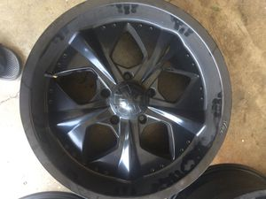 20 inch wheels for Sale in Baldwin Park, CA