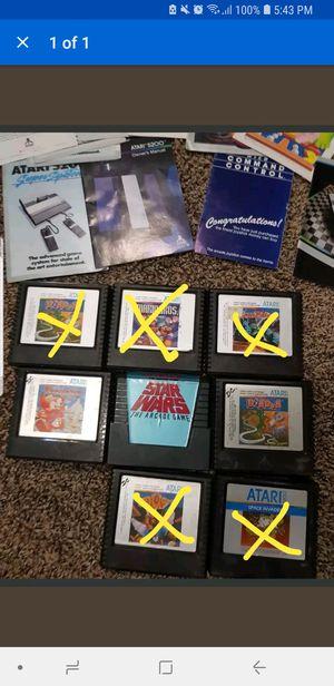 Atari 5200, Star wars the arcade game RARE!! for Sale in Empire, CA