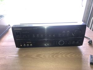 Pioneer receiver for Sale in Bonney Lake, WA