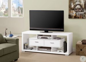 """WHITE 65"""" TV STAND📺 ON SALE😱 for Sale in Bakersfield, CA"""