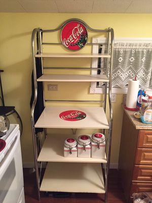 Coca Cola bakers rack for Sale in Pulaski, TN