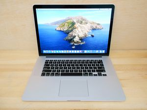 """MacBook Pro 2015 15"""" i7 Retina. Apple laptop. MSOffice. Delivery for Sale in Silver Spring, MD"""