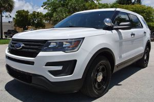 2017 Ford Police Interceptor Utility for Sale in Miami, FL