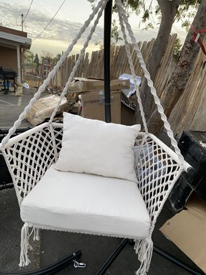 porch patio swing for Sale in Ontario, CA